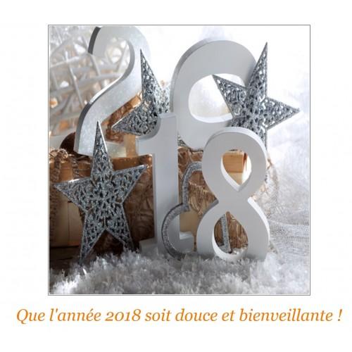 Bonne année et bonne rentrée 2018 !
