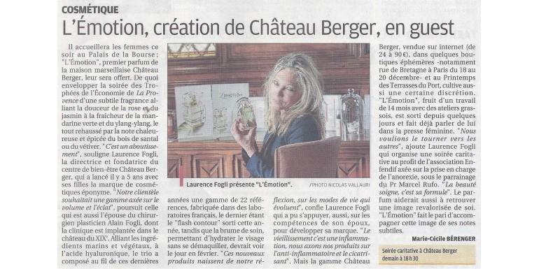 La Provence met les entrepreneurs à l 'honneur