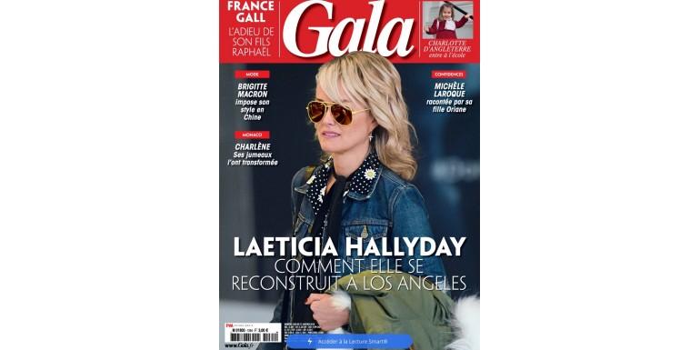 Lilou Fogli, chicissime dans Gala