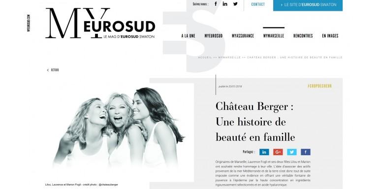 My EuroSud - L'Emag des Swaton Eurosud Assurances