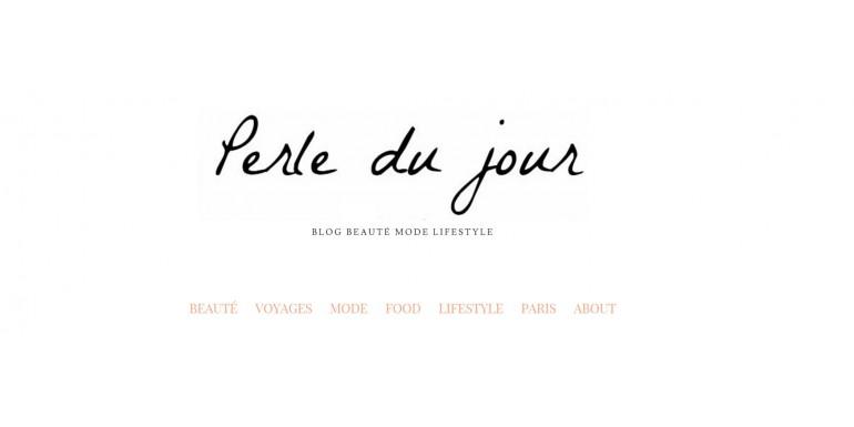 Le Blog Perle du jour partage ses parfums coups de coeur...