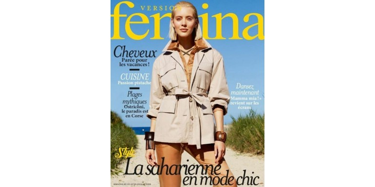 Version Femina Juillet 2018