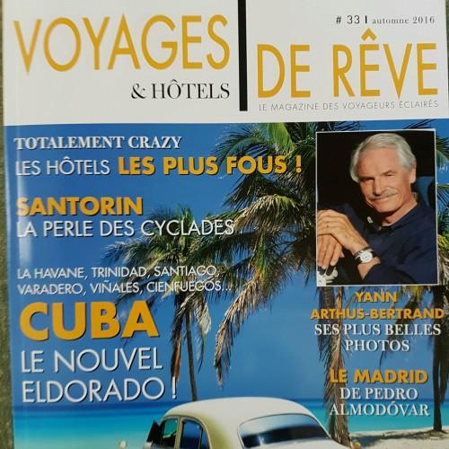Voyage de rêve loves Château Berger