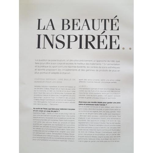 La beauté inspirée...