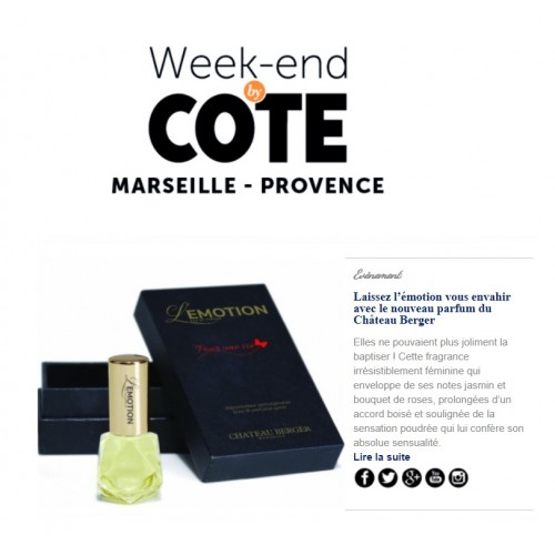 Newsletter of Côte Magazine of 30.11.2017
