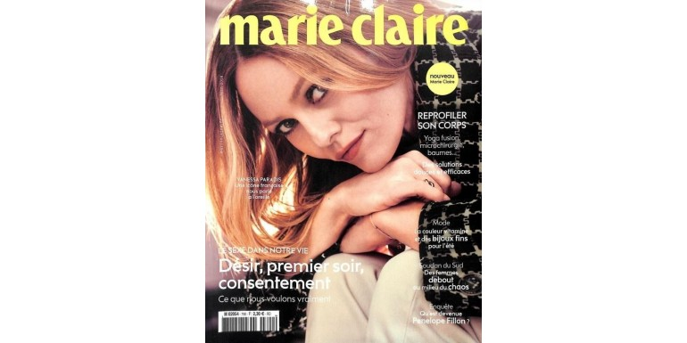 Marie-Claire - June 2018